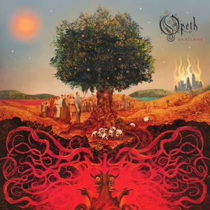 Levy: Opeth - Heritage