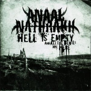 Levy: Anaal Nathrakh - Hell Is Empty And All The Devils Are Here