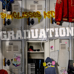 Sunglasses Kid - Graduation