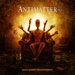 Levy: Antimatter - Black Market Enlightenment