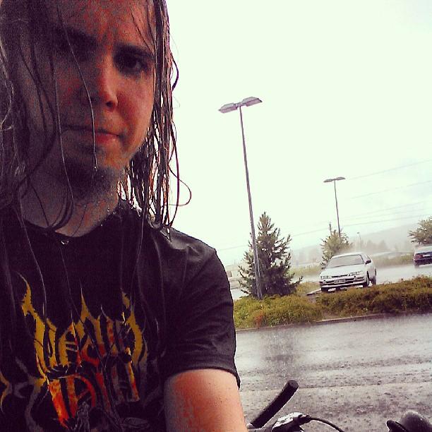 Sadepäivät alkavat ja syksy saa...