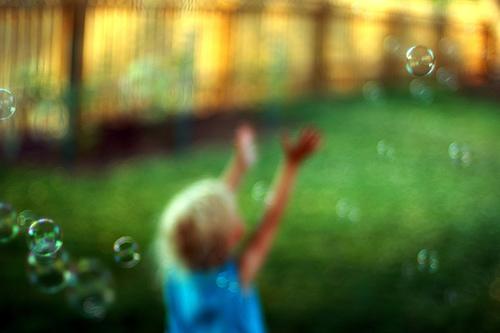 Bubble Catcher