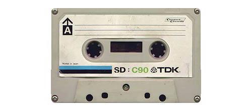 Kuva C-kasetista