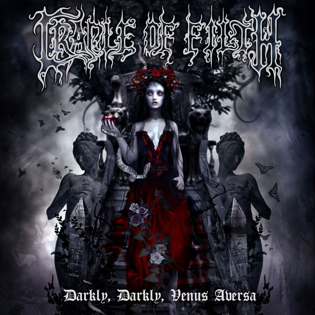 Cradle of Filthin uusi levy