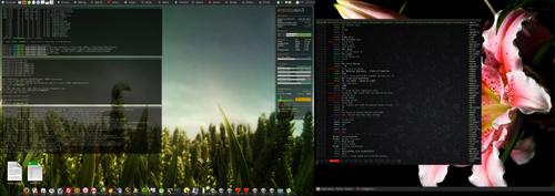 Linux-työpöytäni