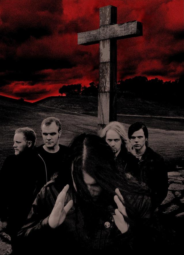 Kuva ruotsalaisesta Katatonia-bändistä