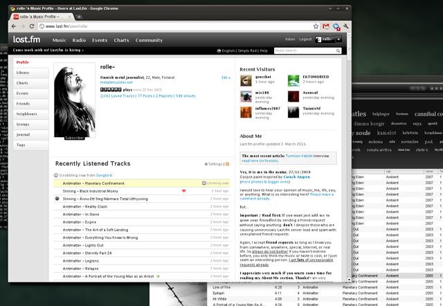 Last.fm-screenshot