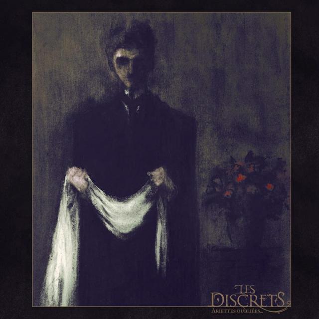 Les Discretsin uuden levyn kansi