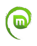 Linux Mint Debian Edition -logo