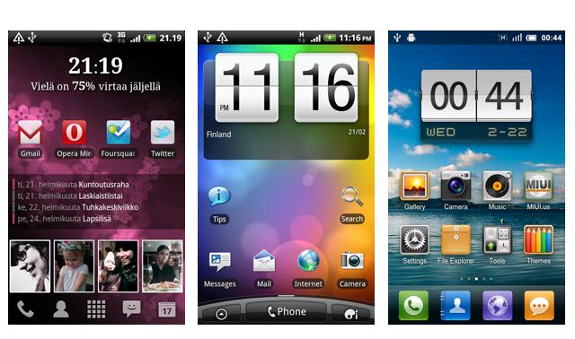 Näin roottaat ja asennat MIUI:n HTC Desire Z:n Androidille-versiolle 2.3.3