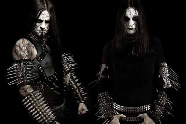 Kuva Ov Hell-bändistä