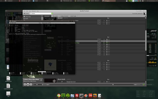 Spotifyn herätys Linuxissa