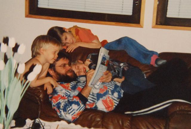 Minä, velipojat ja isäni